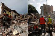 Gempa Susulan di Meksiko, Korban Tewas Naik Jadi 320 Orang