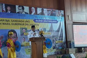Sandi: Anies-Sandi Berhasil Pecahkan Rekor Jokowi-Basuki Tahun 2012