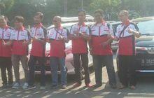 Komunitas Toyota Calya Rayakan Milad Pertama