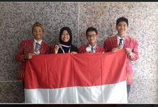 Indonesia Raih 7 Medali di Ajang IESO ke-11