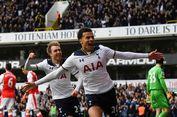 Hasil Liga Inggris, Tottenham Bentangkan Jarak 17 Poin atas Arsenal