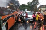 Apa Betul Rem Blong Jadi 'Penyakit Kronis' Bus?
