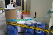 Edarkan 450 Butir Pil PCC, Sekretaris RT Ditangkap