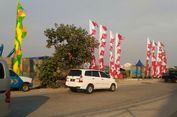 Setelah Ditertibkan, Taman BMW Jadi Arena Pemkot Jakut Upacara HUT RI