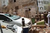 Lima Orang Ditangkap Terkait Rencana Bom di Masjidil Haram