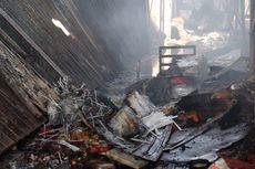 Kunjungi Pasar Kramat Jati Kebakaran, Mendag Disambut Bau Bumbu yang Menyengat