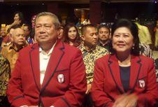 SBY dan Ani Yudhoyono Akan Hadiri Upacara HUT RI di Istana