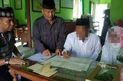 Malu Pulang, Pasangan yang Tepergok Mesum Menikah di Kantor Polisi