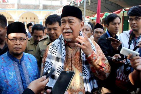 Deddy Mizwar: Yang Ngomong Pak Prabowo, yang Cabut Harus Pak Prabowo