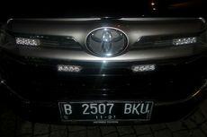 Anies Baswedan Siap Copot Lampu Strobo di Mobilnya