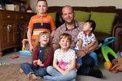 Ben, 'Ayah Super' dari Empat Anak Disabilitas