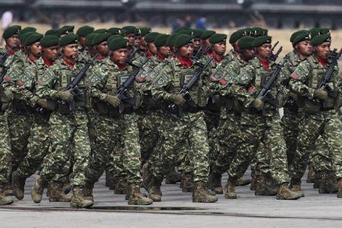 Peringati HUT RI, TNI Gelar Doa Bersama 171717 di Seluruh Indonesia