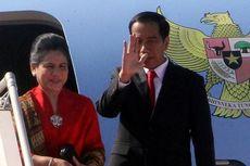 Jokowi ke NTB, Bertemu Alumni Al Azhar hingga Kunjungi KEK Mandalika