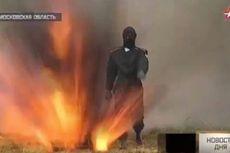 Kenakan Pakaian Ini Tentara Rusia Aman dari Api dan Ledakan Granat