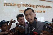 Saat Ibas Bosan Ditanya Alasan SBY Tak Hadir Sidang Tahunan MPR