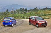 Pertumbuhan 'Wholesale' Toyota Lebih Baik dari Industri