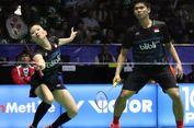 Piala Sudirman 2017, Indonesia Sementara Unggul 1-0 atas Denmark