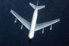Jet Rusia Terbang 1,5 Meter dari Pesawat Pengintai AS