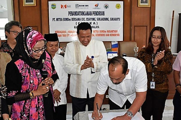 BUMDes Kabupaten Tasikmalaya