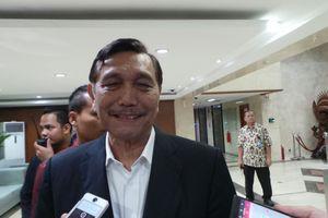 Luhut Ceritakan Keengganan Putra Jokowi Terlibat Proyek Pemerintah