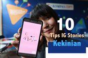 Video: 10 Tips Membuat Konten Instagram Stories yang 'Kekinian'