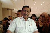 Menko Luhut Sebut Indonesia Tak Bergantung pada China