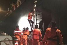Kapal Nelayan Terbakar di Gili Trawangan, 16 ABK Selamat