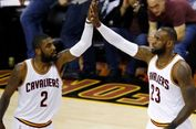Cavaliers Dipusingkan Perseteruan LeBron dan Kyrie