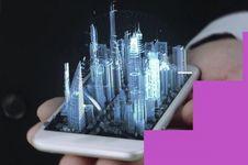 'Smartphone' dengan Layar Hologram Mendekati Kenyataan
