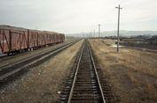 Taruh Batu di Atas Rel Kereta Api, Empat Bocah Diamankan Polsuska