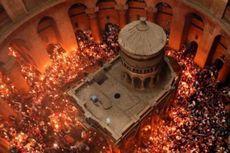 Ke Israel, Trump Datangi Makam Yesus dan 4 Tempat Lainnya