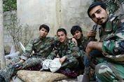 Potret Brigade Fatemiyoun, Pasukan Rahasia Iran di Suriah
