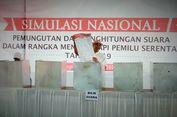 KPU Gelar Simulasi Pemilu Serentak 2019