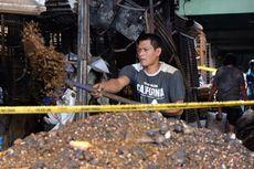 Pasar Induk Kebakaran, Pedagang Tanggung Kerugian Rp 24,5 Miliar