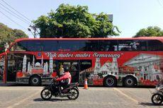 Rute Bus Tingkat Keliling Semarang, Bisa Naik Gratis!