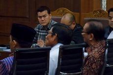 Jafar Hafsah Dikonfirmasi Hakim soal Uang Rp 970 Juta dari Nazaruddin