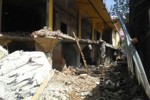 Aldiron: Pembongkaran Pasar Cinde Bukan Tanggung Jawab Pengembang