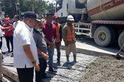 Wali Kota Medan Ditegur Jokowi, Perbaikan Jalan Rusak Dikerjakan Siang Malam