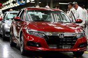 Kejar Toyota Camry, Honda Mulai Produksi Accord 2018