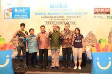 Sebanyak 60 Negara Diharap Ikut Kejuaraan Dunia Yunior di Yogyakarta