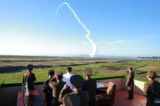 Korea Utara Klaim Misilnya Sukses Hantam Sasaran di Laut Jepang