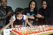 Ulang Tahun, Rafathar Ajak Ratusan Anak Yatim Nonton Bioskop