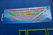 Bayar Parkir Berulang di Tanah Abang, Dishub DKI Pasang 'Banner' Peringatan