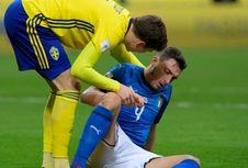 3 Kali Italia Tak Lolos ke Putaran Final Piala Dunia