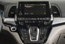 Honda Odyssey Pasang Transmiter Jaringan 4G