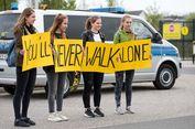 Polisi Tangkap Satu Tersangka Penyerang Bus Tim Borussia Dortmund