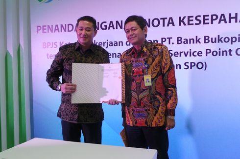Gandeng BPJS Ketenagakerjaan, Bukopin Targetkan 50.000 Nasabah baru