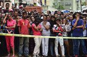 Bak Perang, Kerusuhan Massal di Caracas Sudah Telan Puluhan Nyawa