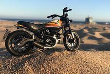 Scrambler Ducati Mach 2.0, Kental Nuansa Retro
