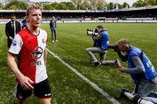 Target Kuyt Juara bersama Feyenoord Sempat Dianggap Lelucon